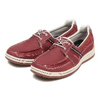【ROCKPORT】 ロックポート WEEKEND RETREAT 2-EYE BOAT ウィークエンドリトリート 2 アイ ボート M76996 15SP RED