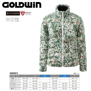 GOLDWIN ゴールドウィン W's Floater Down Jacket 〔Women's スキーウェア インナーダウンJKT〕 (AG):GL51500P [50_off] [SP_SKI...