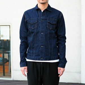 "【KURO:クロ】961611""JETTA DENIM JACKET"" (ONE WASH) 3RD TYPE[デニムジャケット3RD]【smtb-TK】"