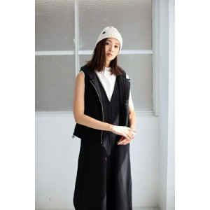 【AZUL BY MOUSSY】カット中綿リバーシブルベスト AZUL BY MOUSSY / アズール バイ マウジー【MARKDOWN】