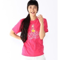 THE DAY ON THE BEACH: POLYNESIAN GIRLS Tシャツ【シップス/SHIPS】