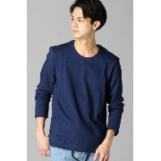 LEVI'S MADE&CRAFTED / Long Sleeve インディゴTシャツ【ジャーナルスタンダード/JOURNAL STANDARD Tシャツ・カットソー】