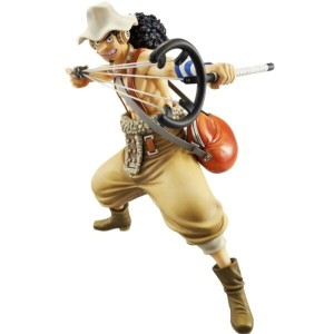 おもちゃグッズ Toys and Collectibles おもちゃ 【One Piece Usopp Portrait Of Pirates 1/8 Scale Figure 】