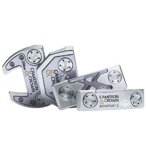 Scotty Cameron 2016 Cameron & Crown Putter【ゴルフ ゴルフクラブ>パター】
