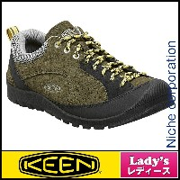 KEEN ジャスパー ロックス Women's FOREST NIGHT/WARM OLIVE [1014130][nocu]