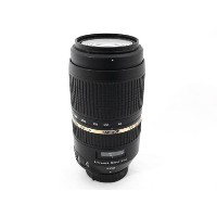 TAMRON ニコン70−300mm F4−5.6DI VC A005【中古】