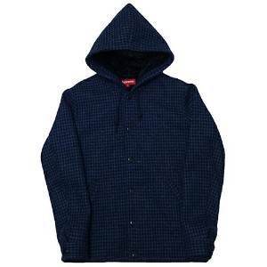 Supreme (シュプリーム) HARRIS TWEED COACHES JKT (USED)