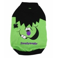 ★Pampet★ Friendly Monster Tee 犬用Tシャツ
