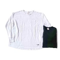 VOTE Make New Clothes ヴォート メイク ニュー クローズ STANDARD PKT L/S TEE スタンダード ポケット 長袖 Tシャツ ロンT