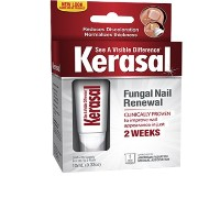 【爪真菌】Kerasal Fungal Nail Renewal Treatment - 10ml ~海外直送品~