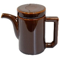 HASAMI (ハサミ)『POT』 (ONE SIZE, 2.BROWN)