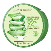 NATURE REPUBLIC Aloe Vera 92% Soothing Gel (並行輸入品)