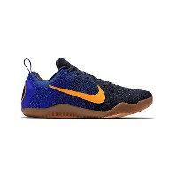 "バスケットシューズ バッシュ ナイキ Nike Kobe XI Elite Low ""Barcelona"" C.Nvy/U.Red/R.Blu"