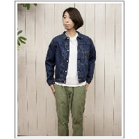 orslow(オアスロウ)PLATED FRONT BLOUSE[UNISEX]Gジャン 1st