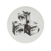 Fornasetti プリント 皿