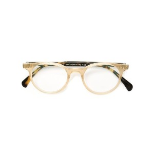 Oliver Peoples - 'Delray' glasses - unisex - アセテート - ワンサイズ