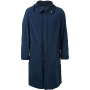 Meanswhile Ventile レインコート