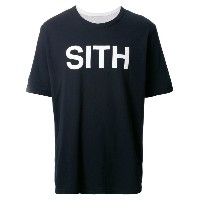 Undercover Sith プリント Tシャツ