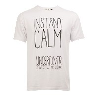 Undercover Instant calm プリント Tシャツ