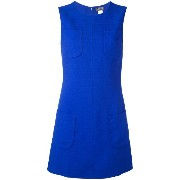 Versace Vintage sleeveless A-line dress