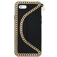 Stella McCartney - Falabella iPhone 6 カバー - women - シリコン/metal - ワンサイズ