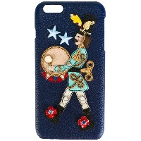 Dolce & Gabbana - Toy Soldier iPhone 6 plus カバー - women - レザー/plastic - ワンサイズ