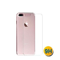iPhone7 Plus 強化ガラス 背面 バックパネル 9H 0.2mm アイフォン7プラス 後面 強化ガラス