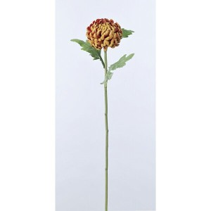 《10%OFFセール》【造花】アスカ/マム イエロ-/A-32920-10【02】《 造花 キク(マム)》
