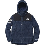 Supreme x North Face Denim Jacket Sz M XL Supreme(シュプリーム) バイマ BUYMA