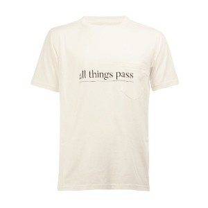 The Soloist - All things pass Tシャツ - men - コットン - 44