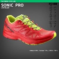30%OFF★2016年AWカラー【サロモン】ソニックプロ★SALOMON SONIC PRO[L39186500]RADIANT RED / RADIANT RED / GECKO GREEN...