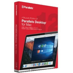 【送料無料】Parallels PDFM12L-BX1-JP Desktop 12 for Mac Retail Box JP (通常版)