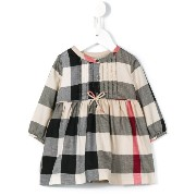 Burberry Kids checked dress