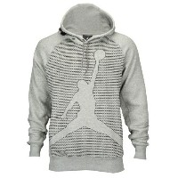 Jordan Flight Flash Jumpman Hoodieメンズ Dark Grey Heather/Reflective Black パーカー ジョーダン