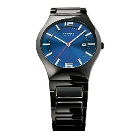 BERING Mens Link Ceramic(31739-747 ブルー×ブラック)
