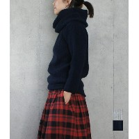 【SALE 50%OFF】MY(マイ)2WAY OFF SHOULDER KNIT【送料無料】【メール便不可】