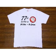 Buzz Rickson's[バズリクソンズ] Tシャツ BR77367 77th FIGHTER SQ. (WHITE)