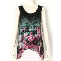 Desigual TS_GEORGIA SLEEVELESS デシグアル【送料無料】