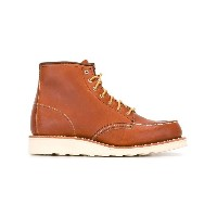 Red Wing Shoes - レースアップブーツ - women - レザー/rubber - 41