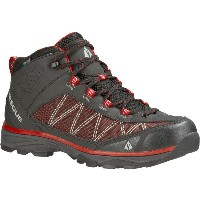 バスク Vasque メンズ 登山 シューズ・靴【Monolith UltraDry Hiking Boot】Black/Chili Pepper