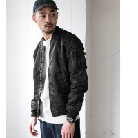 DOORS ALPHA INDUSTRIES×DOORS 別注 MA-1 FLIGHT NYLON【アーバンリサーチ/URBAN RESEARCH】