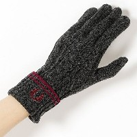 【16AW/フレッドペリー】TIPPED CABLE GLOVES/フレッドペリー(雑貨)(FRED PERRY)