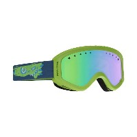 ANON TRACKER Gremlin / Green Amber 2017 YOUTH GOGGLE 【正規品】【30%OFF】
