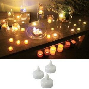 FLOATING T-LIGHT CANDLE(18個入) sp-saxr3039