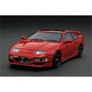1/43 Nissan Fairlady Z(Z32)2by2 Red【IG0569】 【税込】 ignitionモデル [IG0569 ニッサン フェアレディZ Z32 2by2 レッド]...