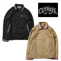 CUT RATE カットレイト TWILL WORK JACKET ジャケット