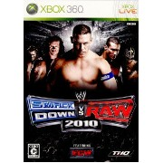 【中古】[Xbox360]WWE 2010 SMACKDOWN VS RAW(20100128)【RCP】