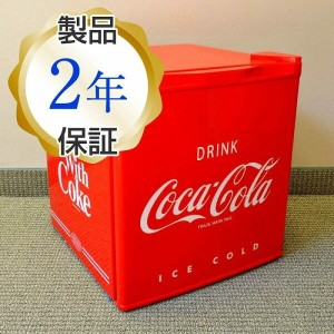 レトロ コカコーラ 小型冷蔵庫 冷凍庫付Nostalgia Electrics Coca-Cola Series CRF170COKE Mini Fridge【smtb-k】【kb】 【RCP】