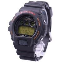 【送料無料】CASIO DW-6900B-9 Basic Digital Type [G-SHOCK クオーツ メンズ]