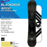 16-17 FTWO BLACKDECK LTD/16-17 FTWO/16-17 BLACKDECK LTD/BLACKDECK WOOD/16-17 エフティーダブリューオー/FTWO スノーボード/エフテ...